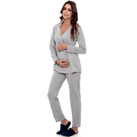 Pijama de Inverno Gestante em Poá - Luna Cuore 022 5b3895abd830d