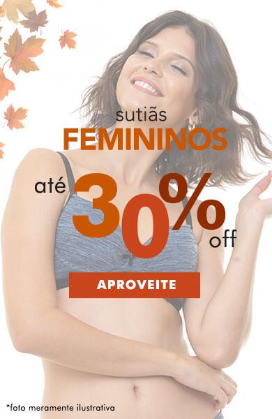 Sutiã Feminino