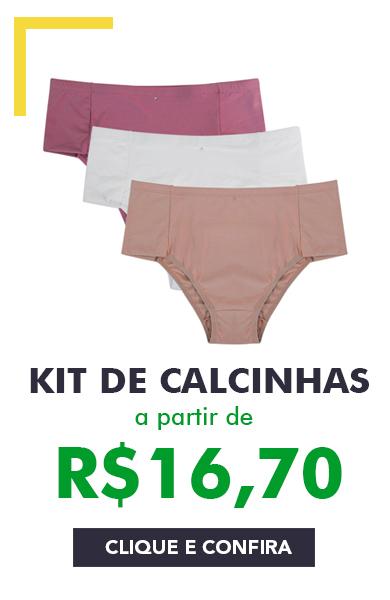 Kit Calcinhas