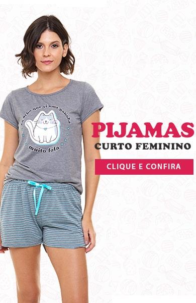 Pijama Feminino