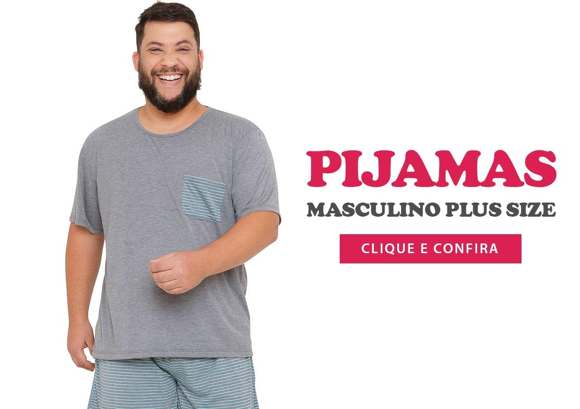 Pijama Plus Masculino