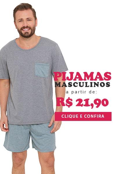 Pijamas Masculino
