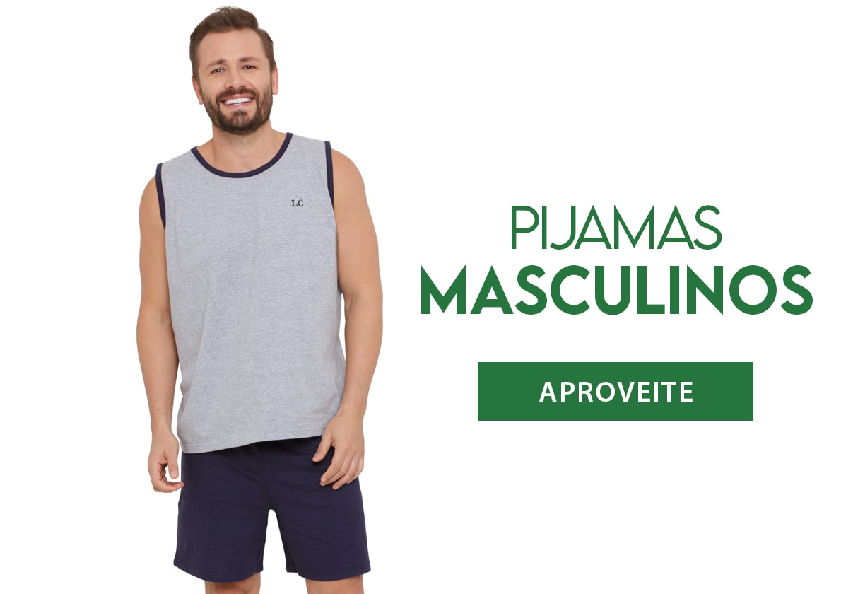 Pijama Masculino